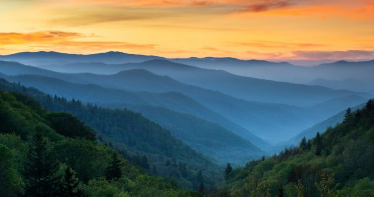 The Story of Renewal and Recovery in beautiful Gatlinburg, Tennessee