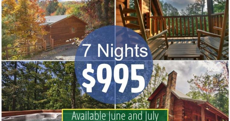 Requested Post: Summit Cabin Rentals Summer Special