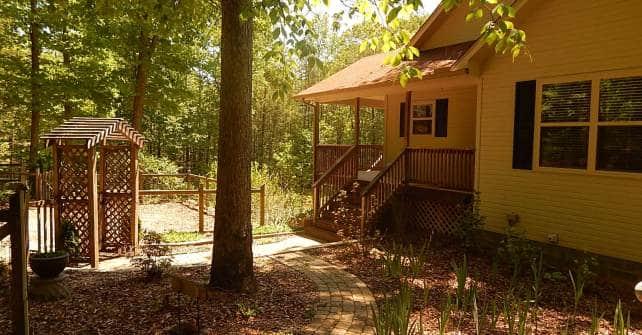 Cabin Spotlight: Tenn Wood Falls