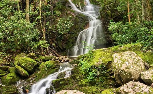 Hiking Waterfalls in the Smokies