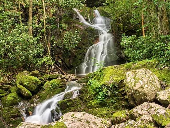 Hiking Waterfalls in the Smokies