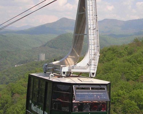 "5 Ways to Get ""High"" in Gatlinburg"