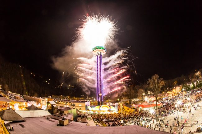 Christmas Attractions and Events in Gatlinburg