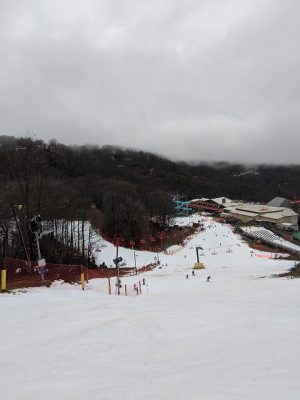 Where To See Snow in the Smokies