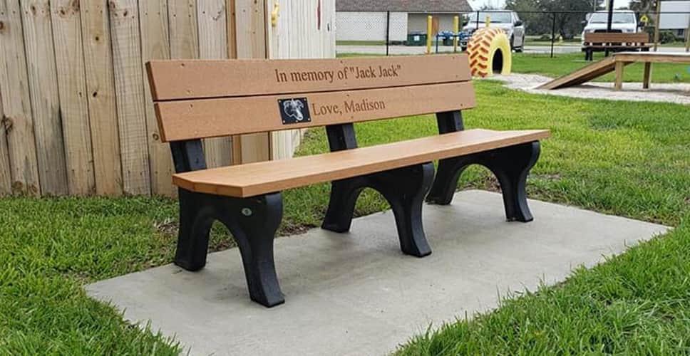My Memorial Bench